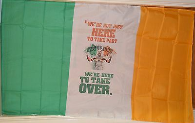 conor mcgregor large flag