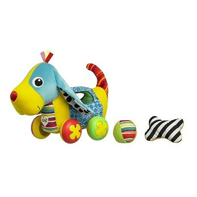 Baby Toy - Pippin The Push Along Pup by Lamaze