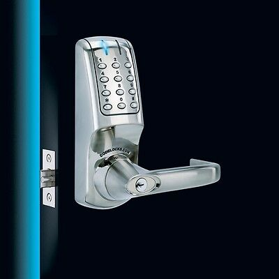 Codelock CL5210-BS Digital Commercial Grade Electronic Lock US26D