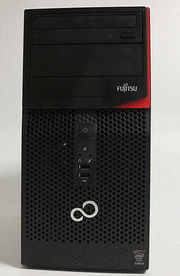 Fujitsu Esprimo Intel i5-4460 3.20 Ghz, 8GB RAM, 1TB HDD, DVD-RW, Windows 7 Pro