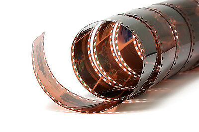 35mm colour film Developing Service - Dev Only