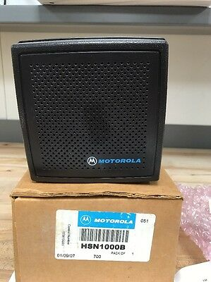 Motorola Mobile Speaker Amplifier HSN1000B