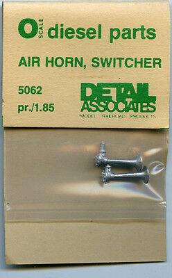 Detail Assoc. O scale 5062 Air Horn, Switcher - NOS