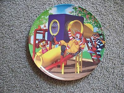McDonald's playground plate - collectible