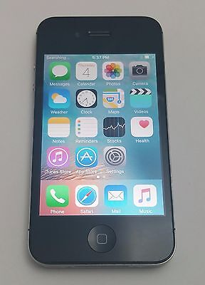 Used, iPhone 4s Carrier Locked to Bell/Virgin Black with 8GB Memory