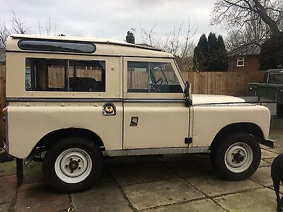 Land Rover Series 3 Station Wagon