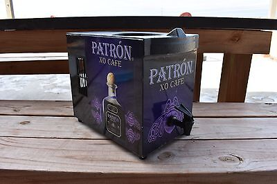 Patron XO Cafe Shot Chiller & Dispenser Machine Cooler Thermoelectric 324L