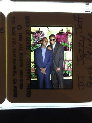 DJ Jazzy Jeff & The Fresh Prince Will Smith 120+ Slides Photograph Collection