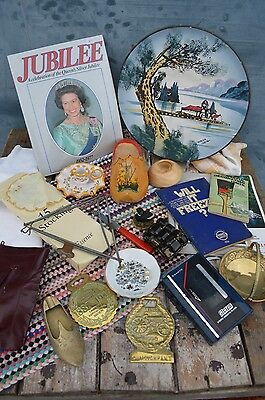 Clearance Bundle Mixed Different Vintage Collectables Curios Items Job Lot #23