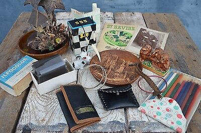 Clearance Bundle Mixed Different Vintage Collectables Curios Items Job Lot #2