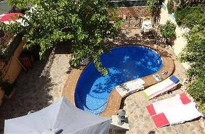 Luxury Spanish Benidorm Holiday Rental Villa, Private Pool. Sleeps 10, Wifi