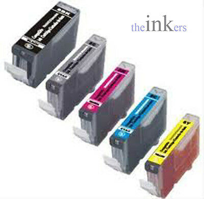 Compatible Canon Pgi 525 & Cli 526 Single Ink Cartridges