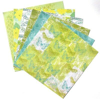 Meadow - 6x6 Forever In Time Scrapbooking Paper Pack - LAST SET