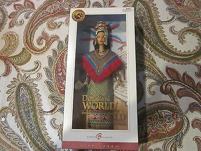 Mattel Barbie Dolls of the World Princess of Ancient Mexico NRFB