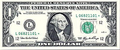 Usa, Frn,  $1.00  P523  * Star*  Note, 2006, L, San Francisco District, Unc