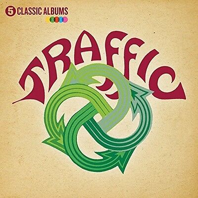 Traffic - 5 Classic Albums [New CD] UK - Import