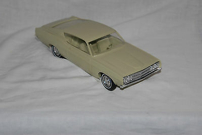 1969 Ford Torino 2 dr. HT, 1/25 scale, plastic by AMT from USA
