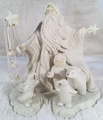 """Dept 56 Snowbabies """"Jack Frost A Touch Of Winter Magic"""" in Box"""