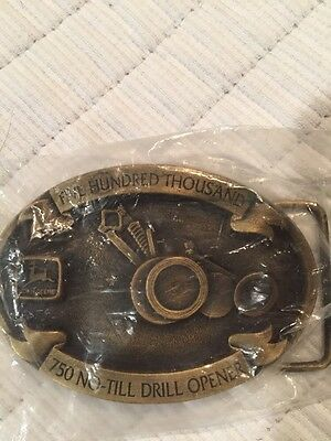 John Deere March 1996 Limited Edition Belt Buckle