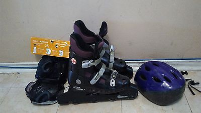 Ultra Wheelz Roller Blade With Accessories $159
