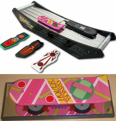 Back To The Future Miniature HoverBoard Limited Edition Set & 1:5 Scale Replica