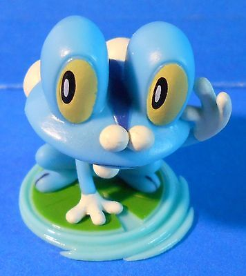 Official collectible Pokemon toy figure: Froakie (from TCG XY starter box)