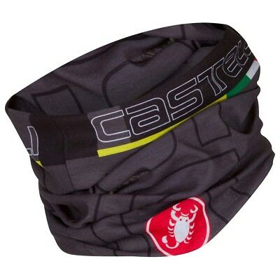 Castelli Head Thingy One Size Anthracite / Black Bandeaux