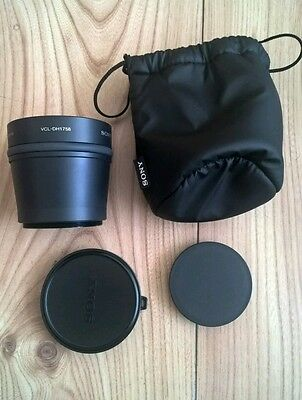 Sony lens vcl dh1758