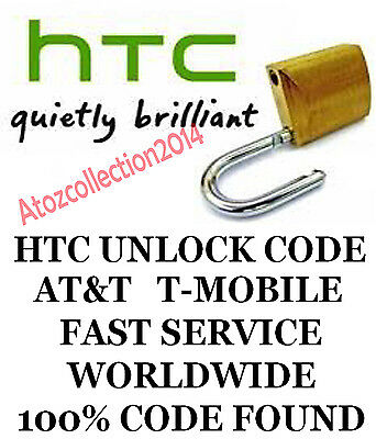 HTC parmanent network unlock code for T-MOBILE USA HTC Desire 626 S FAST