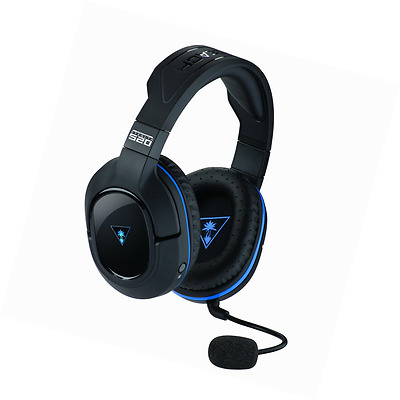Turtle Beach Stealth 520 Wireless DTS 7.1 Surround Sound Gaming Headset - PS4, P
