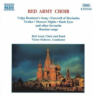 The Red Army Choir - Russian Favorites [New CD]