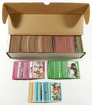 Over (600) Assorted 1978 Topps Grease Trading Cards