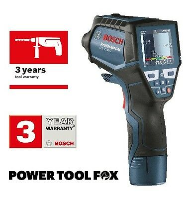 stock 0 -Bosch GIS 1000 C PRO Thermal Detector & Imager 0601083370 3165140798648