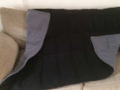 12lb WEIGHTED THERAPY BLANKET, Autism, Aspergers, ADHD, Sensory