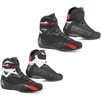 TCX Rush Urban City Short Ankle Sports Motorcycle Bike Boots Shoes | All Sizes