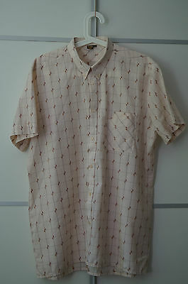 Vintage Club 21 Hemd Shirt atomic Rockabilly 50er 60er 50s 60s