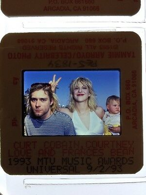Courtney Love Curt Cobain Celebrity Photograph Collection 300+