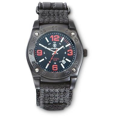 Smith & Wesson Men's Tactical II Watch, NEW **FREE SHIPPING**