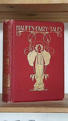 Fairy Tales By  Wilhelm Hauff - Illustrated by Arthur A. Dixon c1880's?