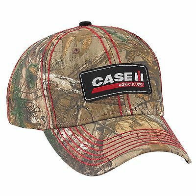 282e292649f CASE IH REALTREE Xtra Camo with Red Mesh Back Men s Cap -  14.95 ...