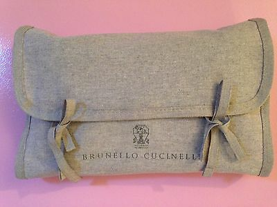 Brunello Cucinelli envelope fabric  wrap