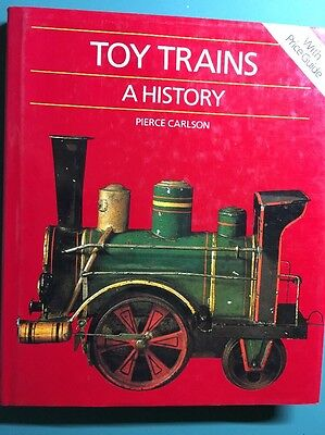 Toy Trains A History By Pierce Carlson