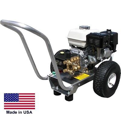 PRESSURE WASHER Portable - Cold Water - 3 GPM - 2700 PSI - 5.5 Hp Honda Eng  GPI