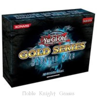 Konami YGO Deck Gold Series 5 Booster Pack - Haunted Mine CCG SW