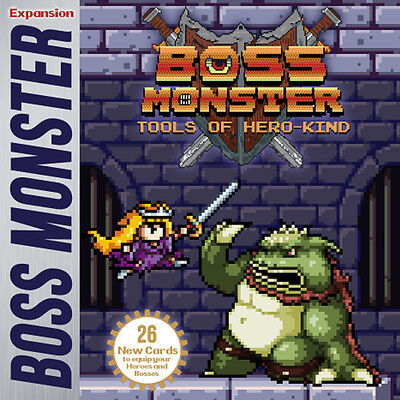 Boss Monster: Tools of Hero-Kind Expansion BGM 0002