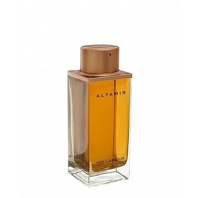 Ted Lapidus Altamir (Tester) 125ml EDT (M) SP Mens 100% Genuine (New)