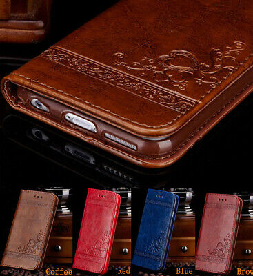 Luxury Wallet Case For iPhone XS Max XR 6s 7 8Plus 5 SE Leather Cover Stand Flip