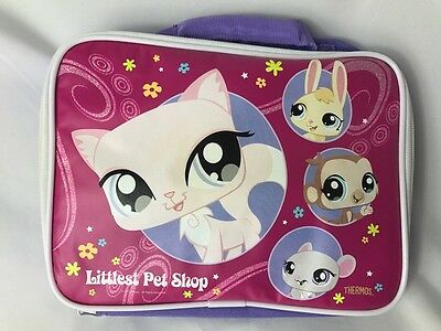 Littlest Pet Phop LPS Lunchbox by Thermos Softbox