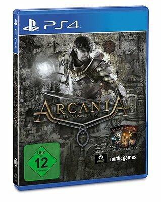 Arcania The Complete Tale - PS4 PlayStation 4 - Neu Ovp