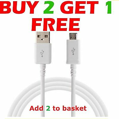 Genuine For Samsung Galaxy S6 S7 Edge Plus Note 5/ 4 Charger USB Data Cable